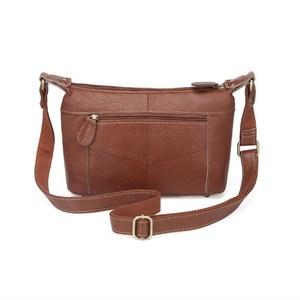 Image 3 - 2020 Genuine Leather Women Messenger Bags Female Small Shoulder Handbags Vintage crossbody Bag For Ladies bolsa feminina MM2302