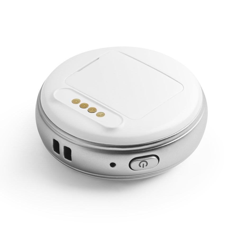 Przenośny mini kieszonkowy zegarek dzieci GPS Tracker Wisiorek - Elektronika Samochodowa - Zdjęcie 4
