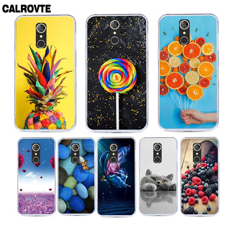 For <font><b>Alcatel</b></font> <font><b>5</b></font> Fashion Cartoon Case Soft Silicone Case for <font><b>Alcatel</b></font> <font><b>5</b></font> <font><b>Alcatel</b></font> 5086A <font><b>5086Y</b></font> 5086D Case Cover Case Capa Alcatel5 image
