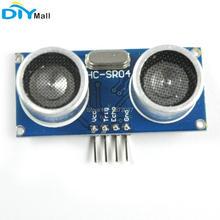 цена на HC-SR04 Ultrasonic Ranging Sensor MeasuringDistance Detection Transducer Module for Arduino