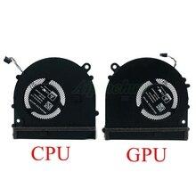 Охлаждающий вентилятор для Xiaomi Mi air PRO 15,6 GPU cpu ноутбук кулер вентилятор 6033B0061501 6033B0061601 FK7M FK7N