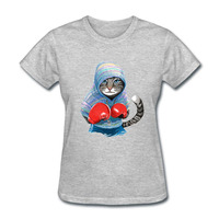 T-Shirt-Women-Summer-Kawaii-T-Shirts-Boxinger-Cat-Fashion-3D-Print-Cotton-T-Shirt-Girl-Clothing-3