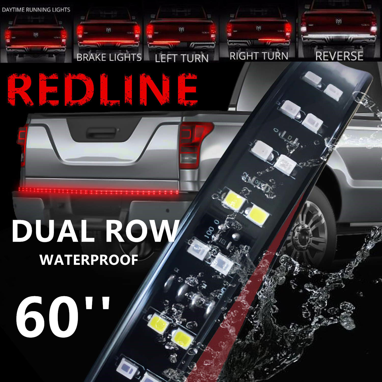 Car  U0026 Truck Tail Lights 60 Double