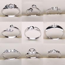 20 יח\חבילה משלוח Mountings ממצאי הגדרות טבעת מתכווננת גודל טבעת האצבע של בנות גברת נשית נשים של אביזרים