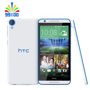 HTC Desire 820 16GB 2GB LTE/GSM/WCDMA 13mp Refurbished Android Cellphone Unlocked Dual-Sim
