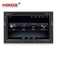 MEKEDE Android 8,1 Автомобильный мультимедийный dvd плеер для peugeot 3008 5008 партнер Berlingo автомобильный аудио; стерео; GPS навигация wifi BT