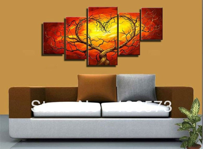 Contemporary Wall Art Cheap - Elitflat