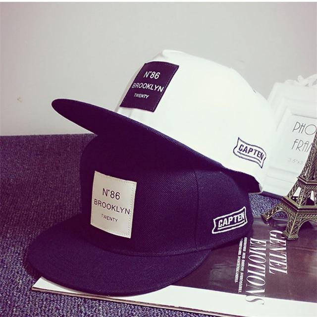 2dadca087 New Baseball Cap Hats For Men Women bboy Hip Hop Adjustable Snapback Hat  Letter Unisex Cap Casual Sport Casquette Gorras Canvas