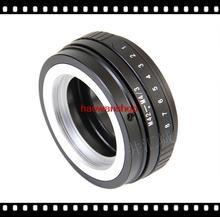 42mm M42 lens to Micro 4/3 M43 tilt adapter ring for Panasonic M4/3 GF3 EPL3 EPM1 EP2 G3 GX1