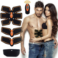 NEW Electric Muscle Stimulator Intelligent EMS Body Slimming Beauty Machine Muscle Exerciser Body Home Exercise Lose