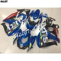 Blue White Red Fairing Kit Bodywork For Suzuki GSX R 1000 2009 2010 2011 2012 2013 2014 2015 GSXR1000