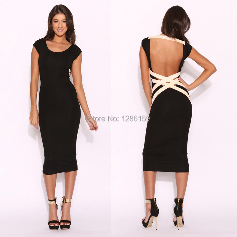 New-Tall-Sexy-Lady-Women-Female-Solid-Black -Bandage-Evening-Backless-Club-Party-Wear-Dress-Clothes.jpg