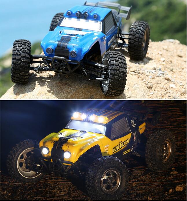 Professional adult toy RC car 12891 1:12 Full-scale RTR Remote Control Car 2.4G 4CH 4WD 40-50km/h Off-Road Vehicle Toy vs <font><b>10428</b></font> image