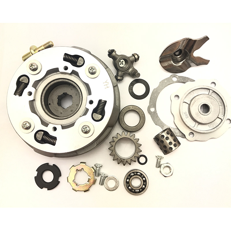 Considerate Atv Clutch For Kazuma Meerkat 50 Falcon 110 Redcat Mpx 50cc 70cc 90cc 110cc Quad Promote The Production Of Body Fluid And Saliva Atv Parts & Accessories