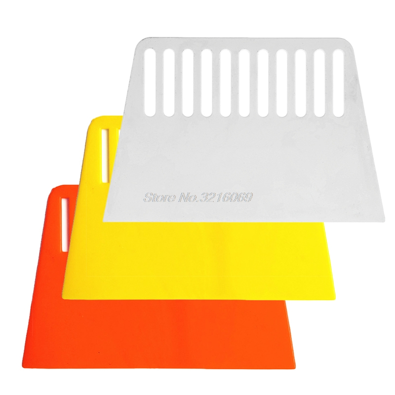 Wallpaper Smoother Smoothing Scraper Tool Flexible Rigid Oct29 Whosale&DropShip