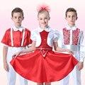 Блестками Дизайн Бренда Прекрасный Royal Princess A-Line Платье Элегантный Тонкий Девушки Turn Down Воротник Танец Платье Детский Хор Костюм