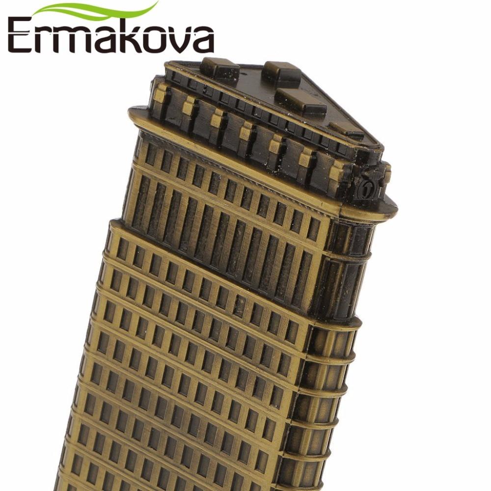 ERMAKOVA Bronx Antik, Modeli i Ndërtimit të Flatironit - Dekor në shtëpi - Foto 6