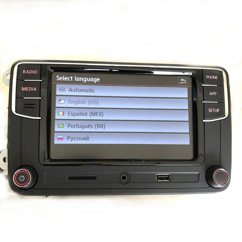 Carplay Android Auto RCD330 R340G Più noname RCD330 Radio RCD340G Per Tiguan Golf 5 6 MK5 MK6 Passat Polo 6RD 035 187 B