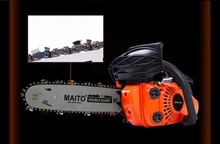 Mini chainsaw 25cc petrol chainaw 2500 gasoline 2 stroke gas saw with 12inch bar