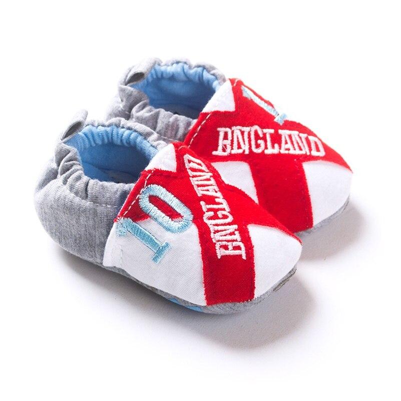 Hooyi хлопковая обувь для мальчика противоскользящие Чехлы для обуви из горного хрусталя, для детей ясельного возраста, для тех, кто только начинает ходить, для новорожденных; обувь для малышей, не начавших ходить носки для девочек - Цвет: 20