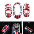 * DSYCAR 3pcs/set Lifts Switching Decorative Boxes Cover Car Styling For 2014 BMW Mini Cooper F56 (FUN/COOPER/S/EXCITENMENT)