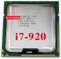 Core i7 920 2.66 ГГц 8 м SLBEJ четырехъядерный процессор восемь темы настольных процессоров компьютер процессорный сокет LGA 1366 контакт.