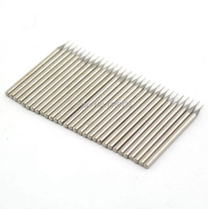 30 tk läbimõõt - 0,4 mm - galvaniseeritud teemantkattega augu sae - Puur - Foto 5