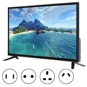 32 Inch HD LCD Television DVB-T2 1366*768Flat Screen LCD Home Theater Smart TV Real-time Conversion with HDMI/USB/RF