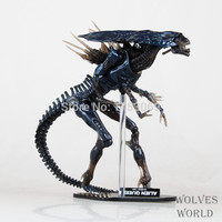 Free Shipping SCI FIRECOLTECK Aliens Series No.018 Alien Queen Action Figure Collectible Model Toy 32cm