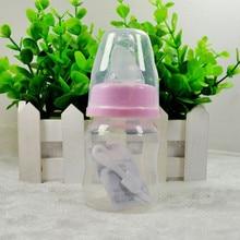 Baby Care Новые 60 мл Бутылочку Для Кормления Ребенка Младенческой Новорожденных Кормление Уход Соска Бутылки Дети Сок/Вода Бутылки F20