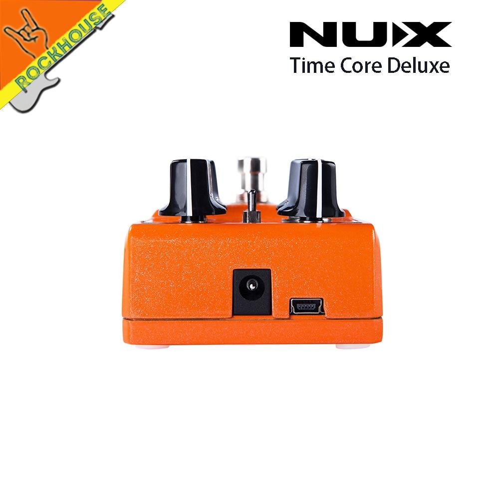 NUX Time Core Deluxe Digital Delay Gitaarpedaal 7 Delay-effecten - Muziekinstrumenten - Foto 6