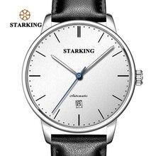 Starking Luxe Merk Goedkope Mechanische Horloge Auto Datum Automatische Self Wind Man Klok 28800 Hoge Beat Horloge Relogio Sport TM0915