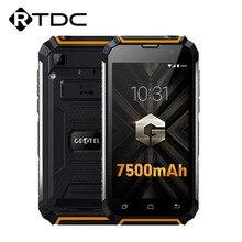 Original Geotel G1 3G WCDMA Mobile Phone 7500mAh MT6580A 2GB RAM 16GB ROM Android 7.0 Quad Core 5.0″ 1280*720 8.0MP GPS