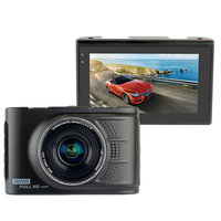 Original Novatek 96223 Car DVR 3 0 Inch WDR Full HD 1080P Camera Viechle Dash Cam