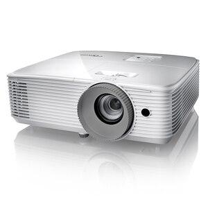 Image 4 - Optoma HD300 DLP מותג מקרן native 1080P רזולוציה 3200 ANSI לום Blu ray 3D LED נייד FHD Beamer עבור בית קולנוע HDMI