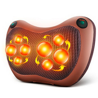 T140102 Multi Functional Household Electric Massage Pillow High Quality Bold Power Cord Double Elastic Band Overheat