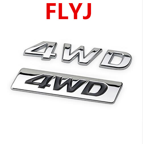 Ford Focus MK2 Mark II Rear Boot Trunk Badge Emblem Letters Lettering Chrome