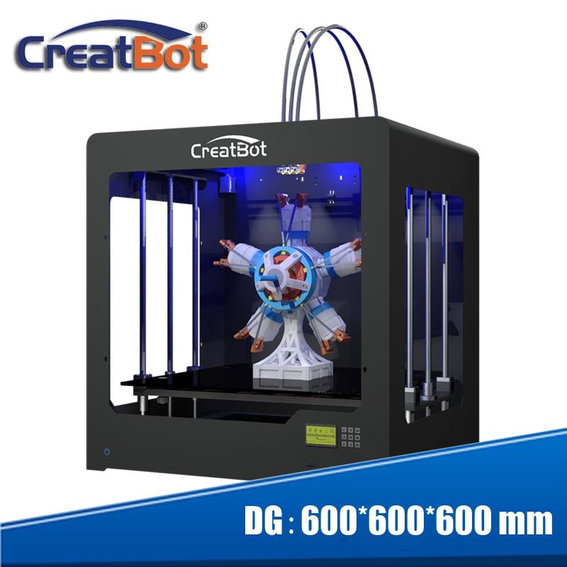 High filament+ Creatbot nozzle+