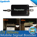 Atacado LTE Impulsionador 4G LTE Sinal De Telefone Celular Impulsionador 2600 mhz Sinal de Celular Repetidor 65dB Amplificador de Celular