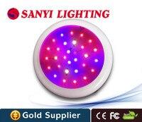 90w cheap ufo led grow lights red blue 30x3w greenhouse mini lamp for 120*120*200cm grow tent box