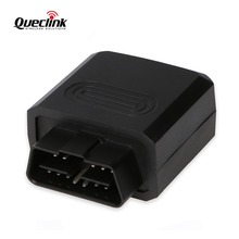 Queclink GV500VC GSM Locator OBD Reader Tracker Car GPS GPRS Vehicle Tracking Device OBDII Connectivity Easy Install