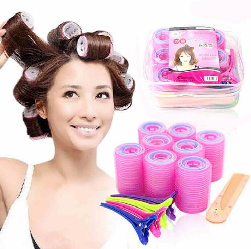 Personal Care Appliances Home Appliances Smart Lice 2pcs Hair Styling Tools Hair Care Natural Big Wave Curls Rollers Curlers Curling Styling Tool