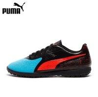 Original New Arrival PUMA ONE 19.4 TT Men's Football Shoes Sneakers