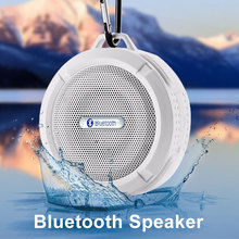Outdoor Wireless Bluetooth 3.0 Stereo Portable Speaker Built-in mic Shock Resistance Waterproof Speaker For Phone MP3 Player mifa outdoor bluetooth speaker rugged ipx4 waterproof speakers with powerful driver built in mic outdoor wireless speaker
