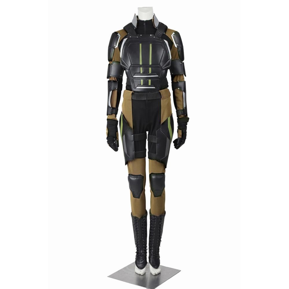 X-Men: Apocalypse Mystique Raven Darkholme Costume JEAN GREY