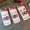 10pcs 10000mah Hello Kitty powerbank case Battery Charger Case For iPhone 6 6s 6Plus External Battery Pack Power Bank case