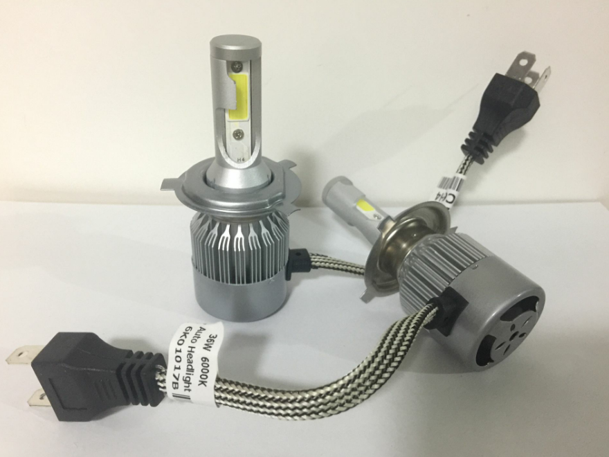 COB H4 H7 LED Car Headlight C6 H1 H3 Light H11 9005/6 9012 9007 H13 H16 6000K Golden ICE Blue 72W 7600LM All In One Auto Lamp darkaway car headlight bulb h7 h4 h1 h11 h9 9006 9005 880 d2s 9012 h13 9007 led light for truck automobile 7600lm 72w all in one