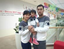 Family Look 2017 Fashion Mother Father Baby Cotton Mommy and Me Clothes Family Clothing Embroidery Star Family Matching Outfits