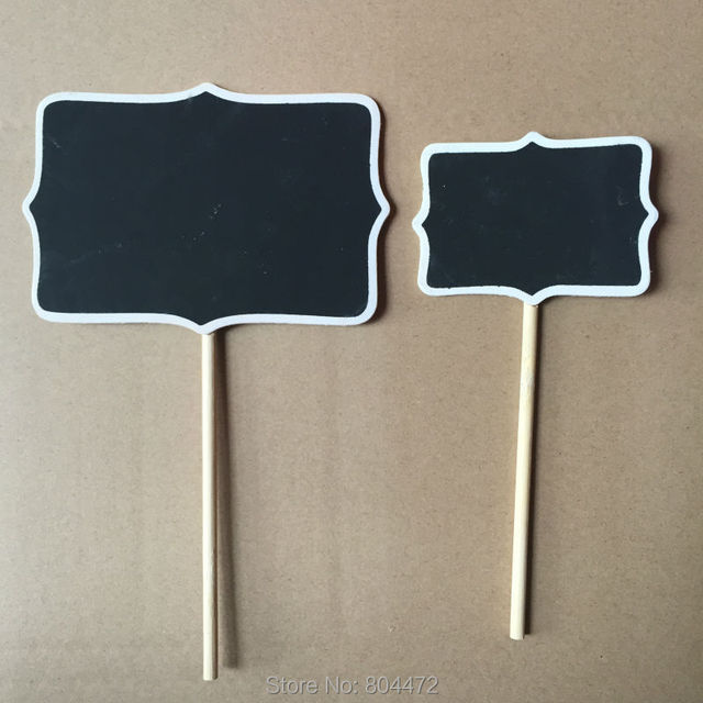 100x Table Numbers Wedding Decor Custom Chalkboard Signs Hand Lettered Sign Garden Party