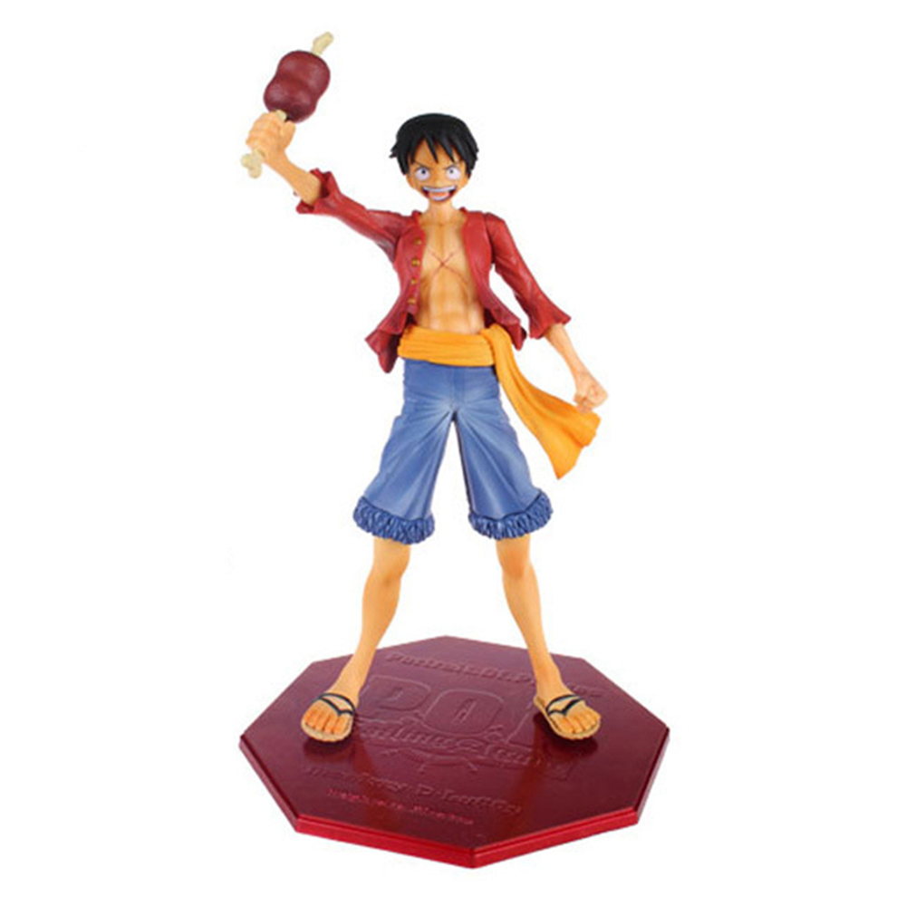 Japan Anime DIY Action Figure Vinyl Doll Straw Hat Monkey D. Luffy of ONE PIECE Toys for Collection Gift for Friend behringer behringer hm300